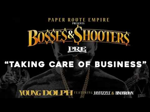 Young Dolph - Taking Care of Business (Audio)