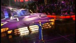 """Анжелика Варум ,песня 96 """"Зимняя вишня"""".flv"""