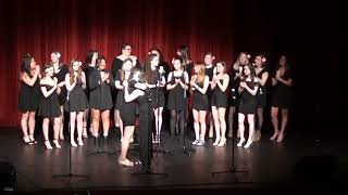 Can't Help Falling In Love- Kina Grannis A cappella cover by Hips 'n harmony