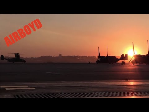 CV-22 Special Operations Command Exercise