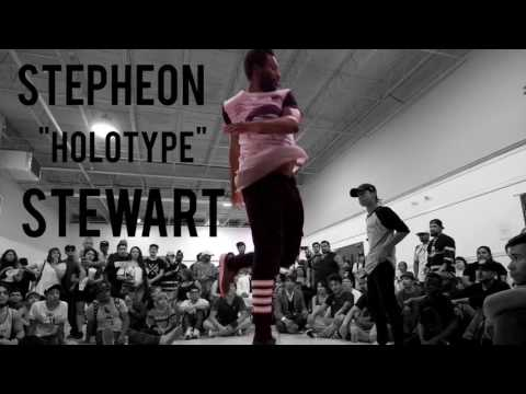 """Stepheon Holotype Stewart"" Dance Reel 2016"