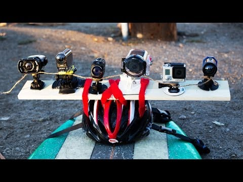Action Cam Battle Spring 2014 The Six Best