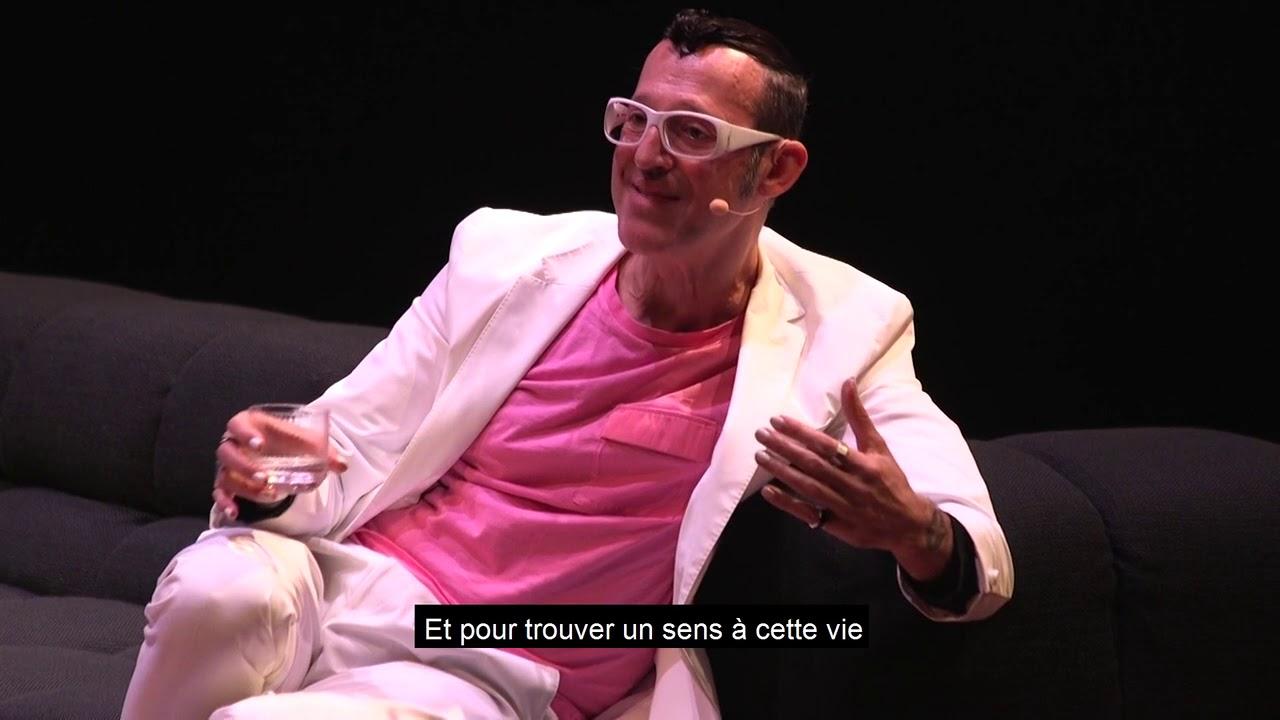 DISCUSSION PRIVÉE - Karim Rashid - KANSEI TV