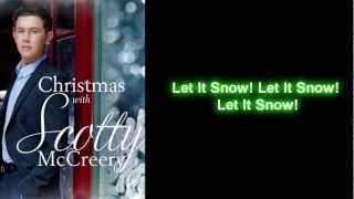 Watch Scotty Mccreery Let It Snow video