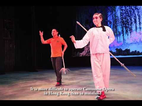 A Cantonese opera performer tries to innovate the industry