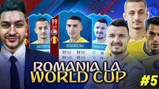ROMANIA LA WORLD CUP RUSIA 2018 #5 - MECI INCREDIBIL IN SFERTURILE DE FINALA 🔥🔥🔥🔥🔥