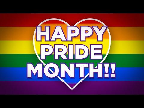 Celebrate LGBTQ+ Pride with Ellen, Kalen Allen, Tig Notaro, Lil Nas X, and More! смотреть видео онлайн