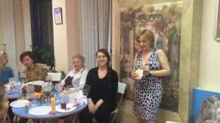 Праздничная лотерея к 8 Марта в СЦ Тианде на Сходненской Москва