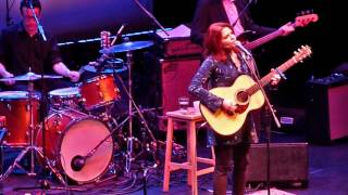 Rosanne Cash : Motherless Children : Barbican Hall 30 April 2014