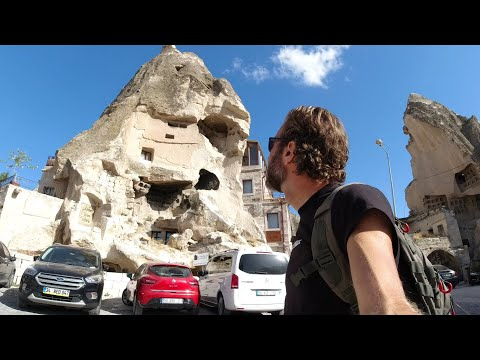 The Weirdest Town in the World | Goreme, Cappadocia