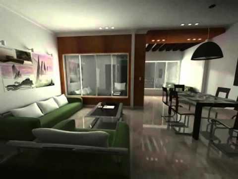 Recorrido virtual casa pino youtube for Casas modernas recorrido virtual