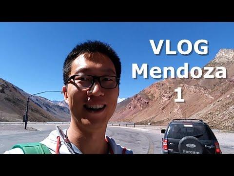 VLOG Mendoza, Argentina part 1