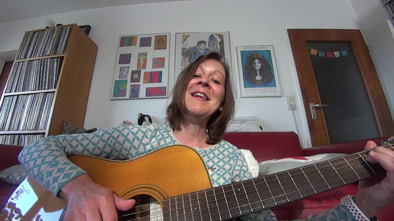 Antje singt: Augen Ohren Herz - YouTube