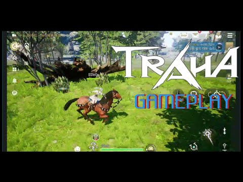 FIRST LOOK: TRAHA MOBILE Gameplay | Unreal Engine 4 By Nexon
