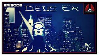 CohhCarnage Plays Deus Ex: Revision - Episode 1