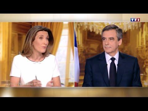 François Fillon invité de #DemainPrésident sur TF1