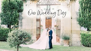 OUR WEDDING DAY DETAILS & PHOTOS!
