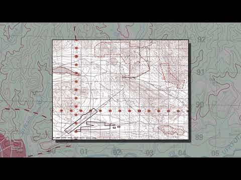 SMCT: Identify Topographic Symbols On A Military Map