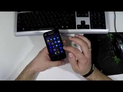 Lenovo A390T - Прошивка Телефона (как прошить)
