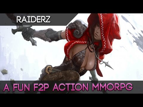 Is RaiderZ Worth Playing In 2018? A RaiderZ Review