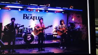홍삼트리오 기도 cover 비틀즈카페 동그라미