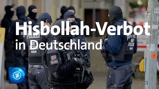 Hisbollah in Deutschland ganz verboten