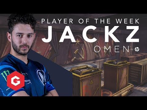 Jackz: Elite Series HP Omen Player of the Week 7 CS:GO