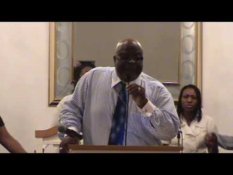 Apostle Charles Lewis - Antioch United Holy Church