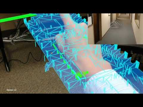 CCI World of Research | Mixed-Reality Squad Coordination By Eli Mahfoud