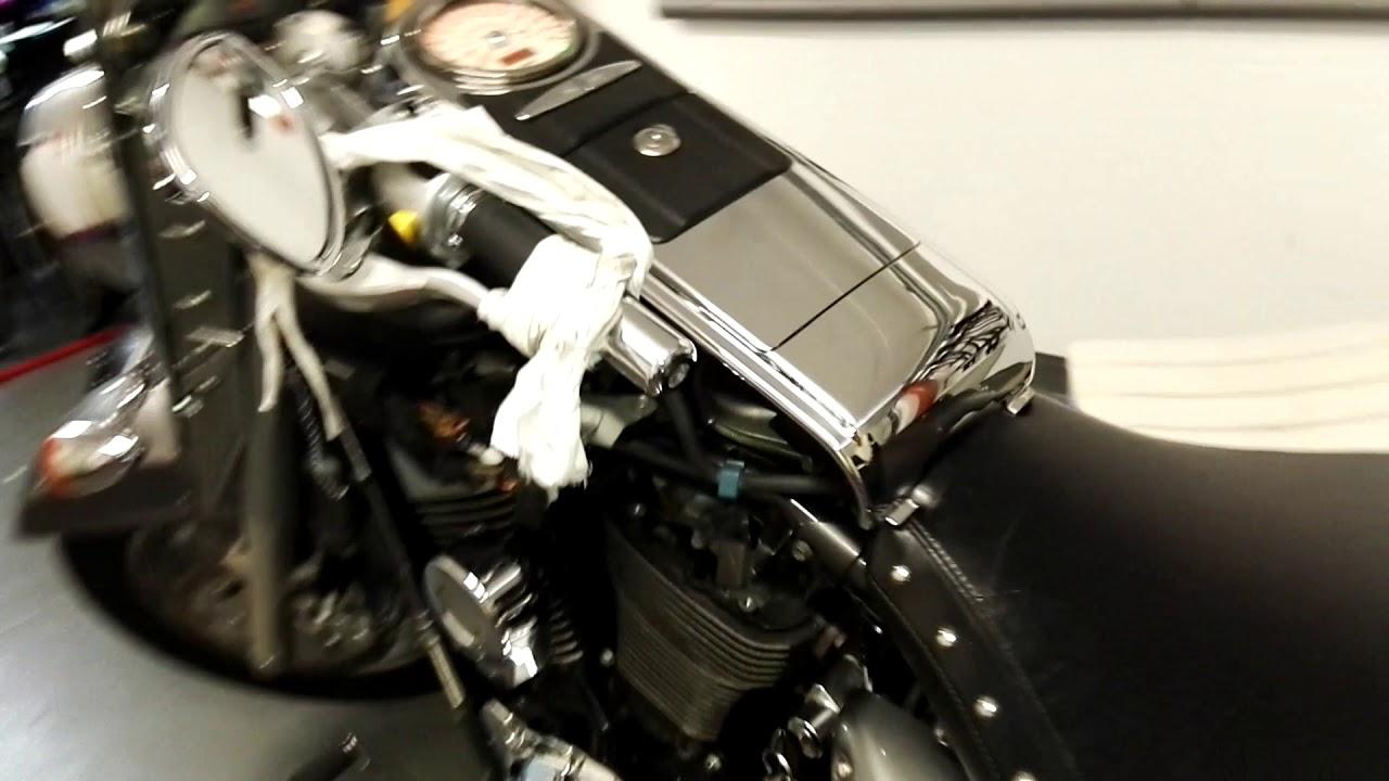 Suzuki Boulevard C90t bzw VL 1500 Dekompressionsventil einstellen - Start  Problem