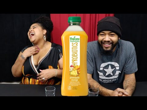 Tropicana Essentials Probiotic Pineapple Mango