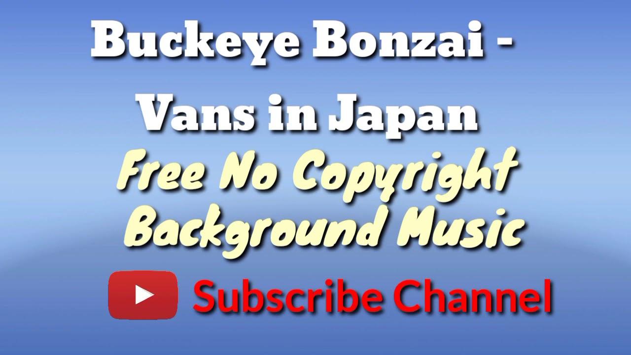 Buckeye Bonsai Vans In Japan Background Music Vlog Youtube