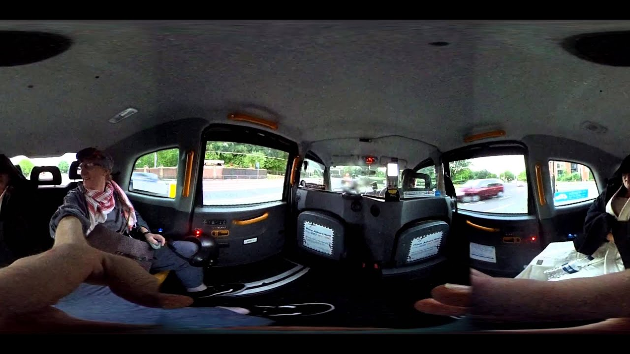 Inside London Taxi Youtube