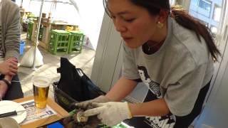 [CL*] かき小屋 横浜・八景島海の公園店レポ
