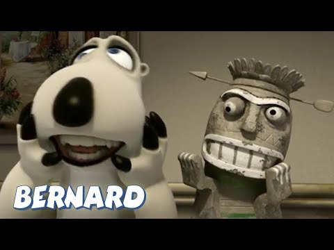 Bernard Bear | At The Museum AND MORE | 30 min Compilation | Cartoons for Children