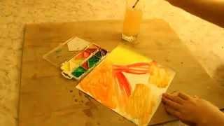 методы арт - терапии: рисование для души