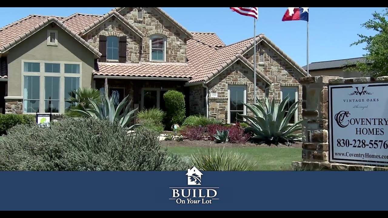 Coventry homes design center austin home design and style for Coventry home builders