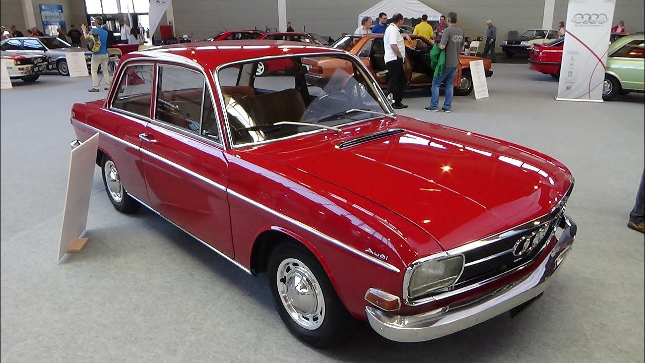 1970 - Audi 60L - Klassikwelt Bodensee 2016 - YouTube