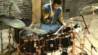 Jack DeJohnette: Drum Solo Part I