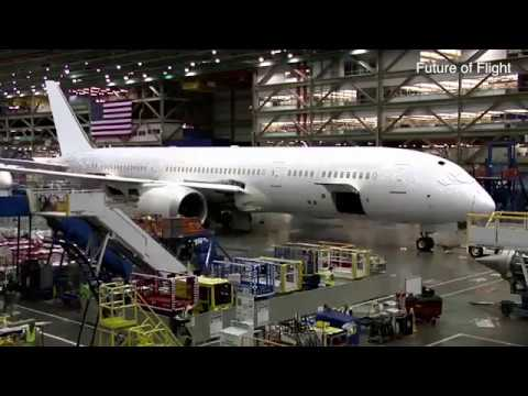 Inside The World's Biggest Aeroplane Workshop Boeing Factory In Seattle