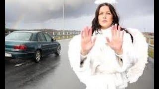 Ангел хранитель мой - Везение на дороге(Они делают невозможное, но это нам только кажется. Это видео посвящается моему ангелу хранителю, который..., 2014-02-11T10:31:21.000Z)