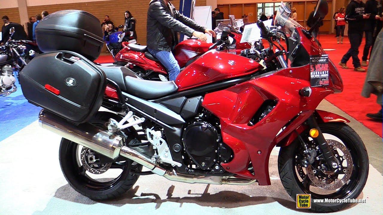 2016 Suzuki GSX1250 FA SE - Walkaround - 2016 Toronto Motorcycle ...