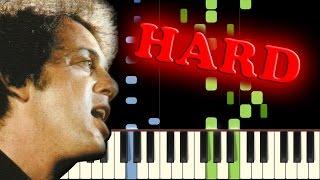 BILLY JOEL - SHE'S ALWAYS A WOMAN - Piano Tutorial