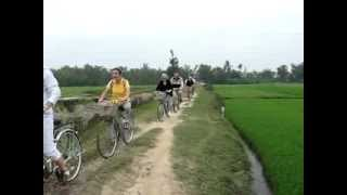 Bicycle Tours Green Apple Activities Hoi An Vietnam Agricultural Tour