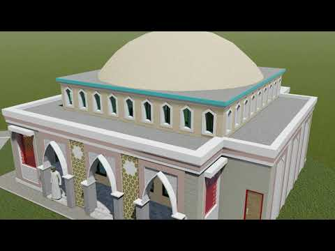 Rencana Masjid
