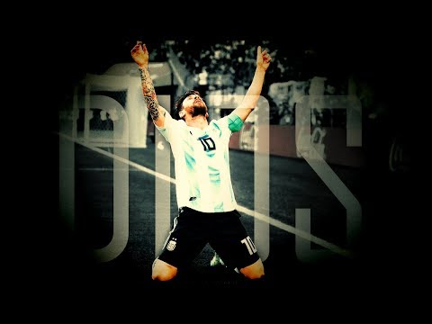Lionel Messi - Argentina - Till I Collapse (HD)