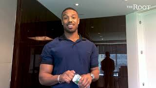 Michael B. Jordan Gives The Root a Shout Out