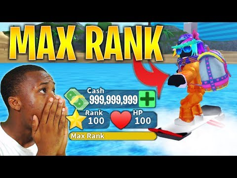 BECOMING **MAX LEVEL** IN ROBLOX MAD CITY SEASON 2
