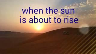 My journey to Red Sand Saudi Arabia