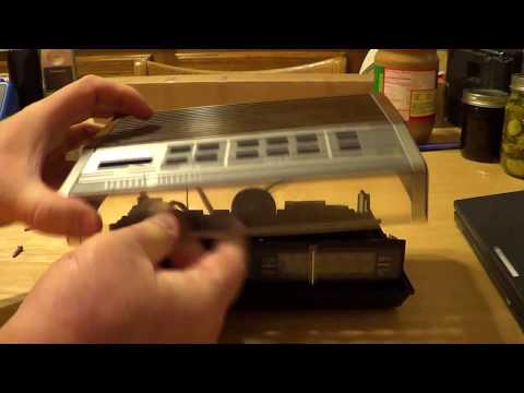 Kitchen Table Electronics Repair: General Electric 7-4652A C